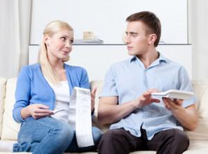 Финансовый вопрос совместного проживания