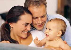 брак после рождения ребенка