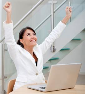 успешная женщина 2